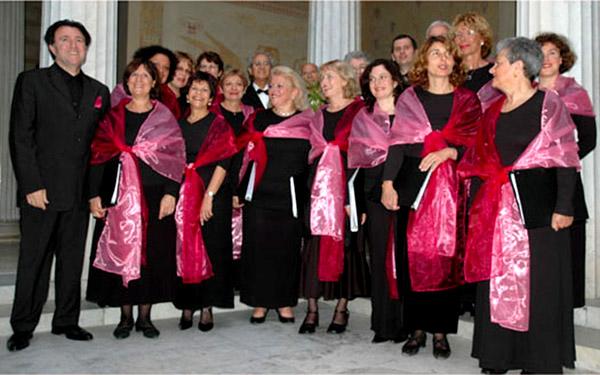 Chorale Renanim Nice concert antibes