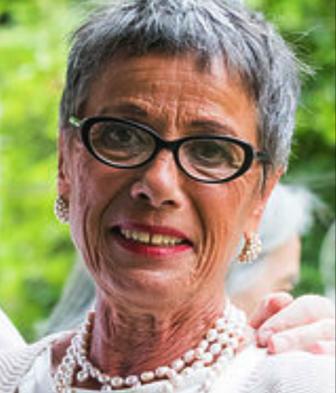 Mina Landman, presidente de RENANIM Bruxelles
